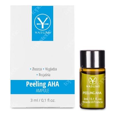 Yasumi Peeling AHA Ampułka z kwasem glikolowym 3 ml