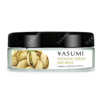 Yasumi Pistachio Cream Body Scrub Pistacjowy peeling do ciała 220 g