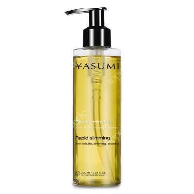 Yasumi Rapid Slimming Olejek wyszczuplająco-antycellulitowy 200 ml