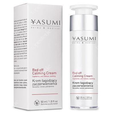 Yasumi Red Off Calming Cream Krem redukujący zaczerwienienia 50 ml