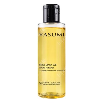 Yasumi Rice Bran Oil Naturalny ryżowy olejek do demakijażu 100 ml