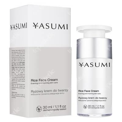 Yasumi Rice Face Cream Ryżowy krem do twarzy 30 ml