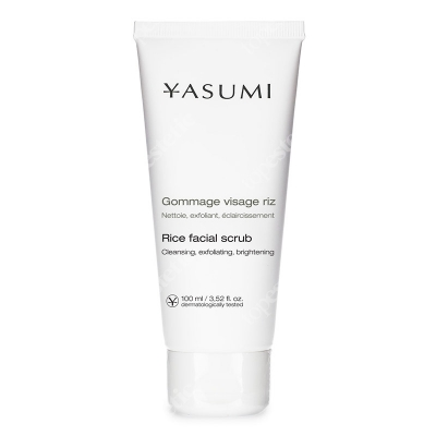 Yasumi Rice Facial Scrub Ryżowy peeling do twarzy 100 ml
