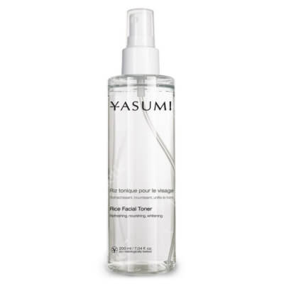 Yasumi Rice Facial Toner Ryżowy tonik do twarzy 200 ml