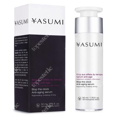 Yasumi Stop The Clock Anti-Aging Serum Serum przeciwzmarszczkowe 40+ 50 ml