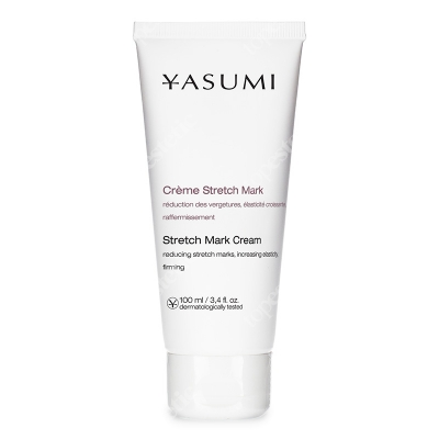 Yasumi Stretch Mark Cream Krem do ciała likwidujący rozstępy 100 ml