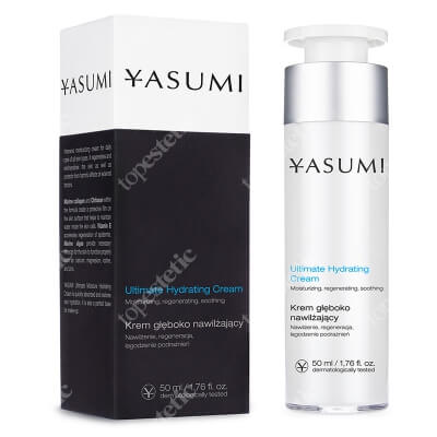 Yasumi Ultimate Hydrating Cream Nawilżający krem z kolagenem 50 ml
