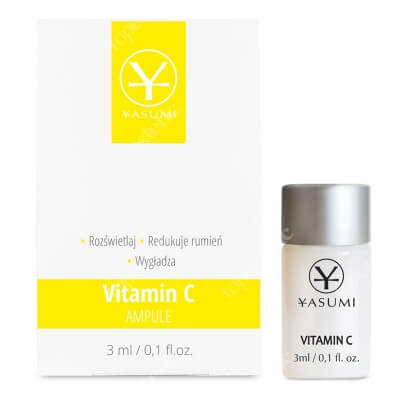 Yasumi Vitamin C Ampułka z witaminą C 3 ml