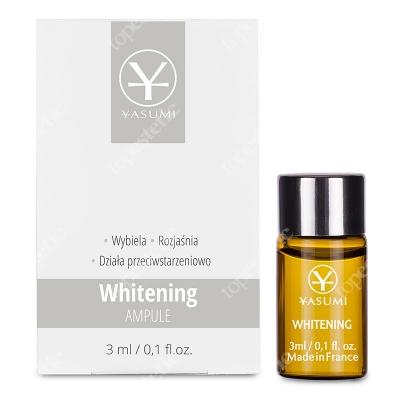 Yasumi Whitening Ampułka na przebarwienia 3 ml