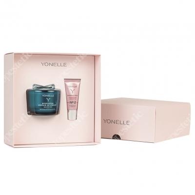 Yonelle Biofusion Repair 3C Cream + Progressive Nanomask Zestaw prezentowy krem + maska 55 ml + 20 ml
