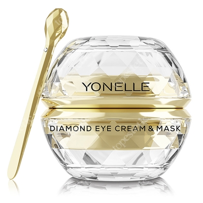 Yonelle Diamond Eye Cream & Mask Diamentowy krem i maska pod oczy i na usta 30 ml