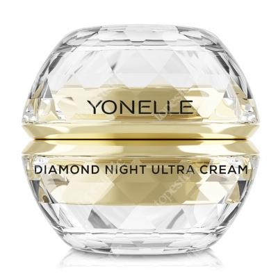 Yonelle Diamond Night Ultra Cream Diamentowy ultra krem na noc na twarz i usta 50 ml