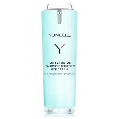 Yonelle Fortefusion Hyaluronic Acid Forte Eye Cream Krem pod oczy i na powieki z kwasem hialuronowym forte 15 ml