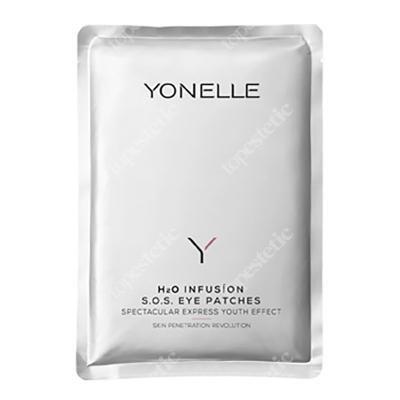 Yonelle H2O Infusion S.O.S. Eye Patches H2O infuzyjne płatki pod oczy 1 szt.