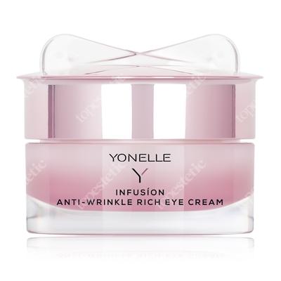 Yonelle Infusion Anti Wrinkle Rich Eye Cream Przeciwzmarszczkowy krem odżywczy pod oczy 15 ml