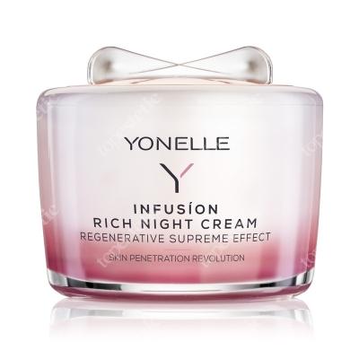 Yonelle Infusion Rich Night Cream Odżywczy krem infuzyjny na noc 55 ml