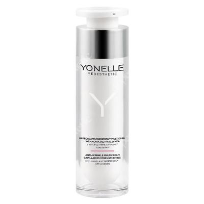 Yonelle Medesthetic Anti-Wrinkle Multicream Capillaries Strengthening Przeciwzmarszczkowy multikrem wzmacniający naczynka 50 ml