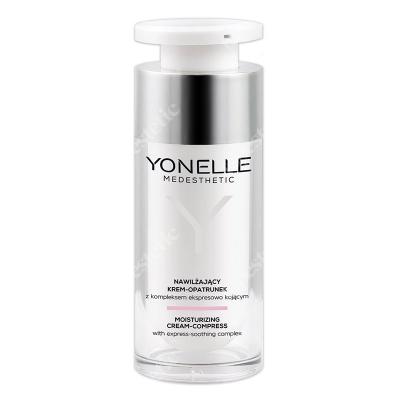 Yonelle Medesthetic Moisturizing Cream-Compress Nawilżający krem-opatrunek 30 ml