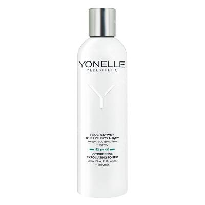 Yonelle Medesthetic Progressive Exfoliating Toner Progresywny tonik złuszczający 200 ml