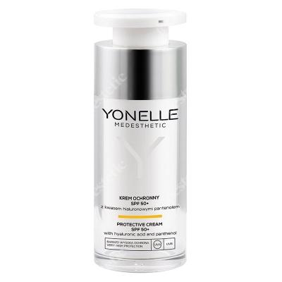 Yonelle Medesthetic Protective Cream SPF 50+ Krem ochronny z kwasem hialuronowym i pantenolem 30 ml