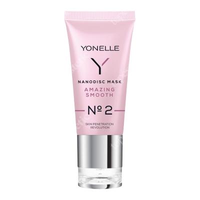 Yonelle Nanodisc Mask nr2 - Amazing Smooth Maska nanodyskowa - zachwycająca gładkość 35 ml