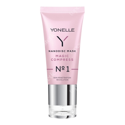 Yonelle Nanodisc Mask nr1 - Magic Compress Maska nanodyskowa - Magiczny kompres 35 ml