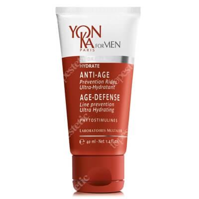 Yonka Anti Age Przeciwzmarszczkowy krem dla mężczyzn 40 ml