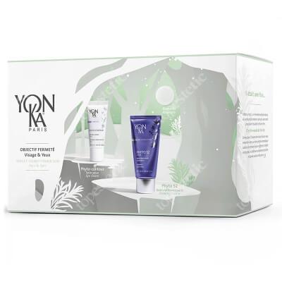 Yonka Anti-Aging Firming Rosemary Offer 2020 ZESTAW Krem pod oczy 15 ml + Dotleniający i ujędrniający krem na noc 40 ml