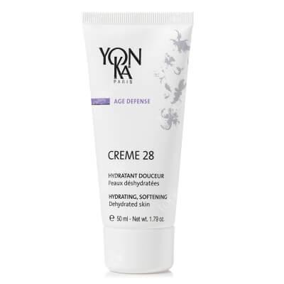 Yonka Creme 28 Krem nawilżający do skóry odwodnionej 50 ml