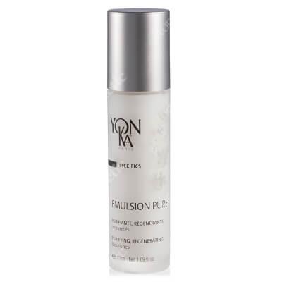Yonka Emulsion Pure Koncentrat o działaniu oczyszczającym i naprawczym 50 ml