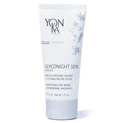 Yonka Glyconight 10% Masque Maseczka na noc 50 ml