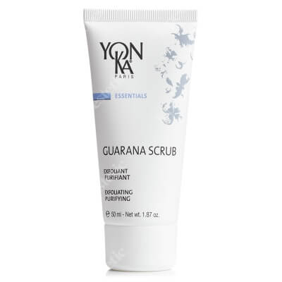 Yonka Guarana Scrub Peeling ziarnisty do twarzy 50 ml