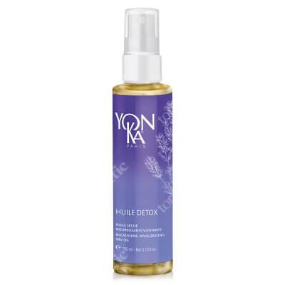 Yonka Huile Detox Odżywczy olejek do ciała 100 ml