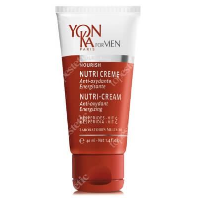 Yonka Nutri Creme Nawilżający krem dla mężczyzn 40 ml