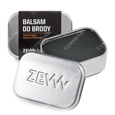 Zew For Men Balsam Do Brody Zawiera węgiel drzewny z Bieszczad 80 ml