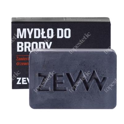Zew For Men Mydło Do Brody Zawiera węgiel drzewny z Bieszczad 85 ml