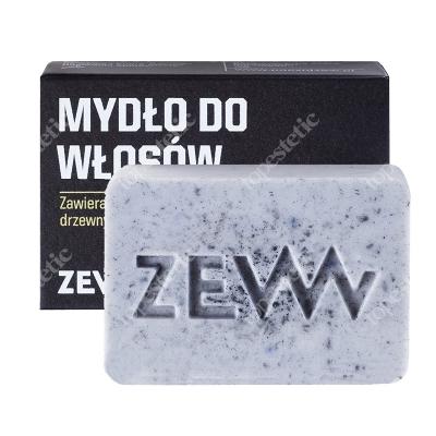 Zew For Men Mydło Do Włosów Zawiera węgiel drzewny z Bieszczad 85 ml