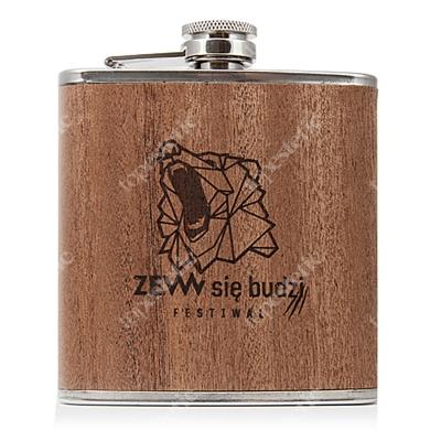 Zew For Men Piersiówka Stylowy, funkcjonalny gadżet dla miłośników alkoholi