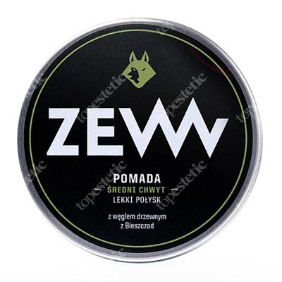 Zew For Men Pomada Do Włosów Pomada do włosów z węglem drzewnym 100 ml