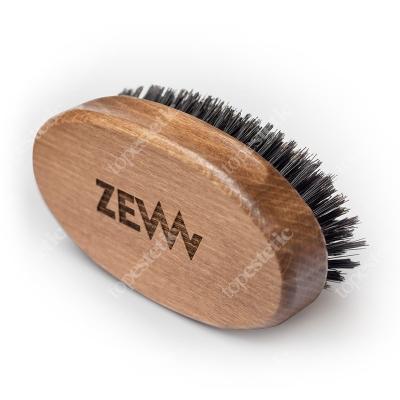 Zew For Men Szczotka Brodacza Z włosia dzika