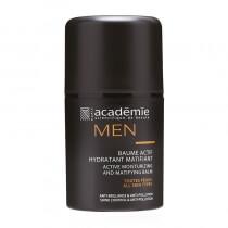 Academie Baume Actif Hydratant Matifiant Aktywny balsam nawilżająco-matujący po goleniu 50 ml