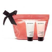 Academie Nourishing Cream Seve Miracle + Hydrating Mask and Stimulating Krem piękności dla skóry wrażliwej 50 ml + Maska anty-age 50 ml + kosmetyczka