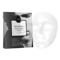 Bioxidea Miracle 24 Face Mask For Men Maska na twarz dla mężczyzn 3 szt.