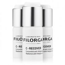 Filorga C-Recover Koncentrat rozświetlający skórę z witaminą C 3 x 10 ml