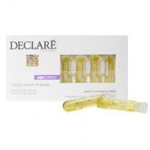 Declare Age Control Cellulra Action Ampoule Age Control Ampułki regenerujące 7 x 2,5 ml