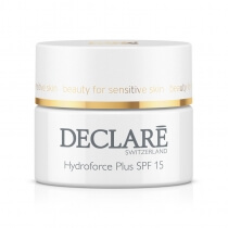 Declare Hydroforce Cream Plus SPF 15 Hydroforce Krem nawilżający Plus SPF 15 50 ml