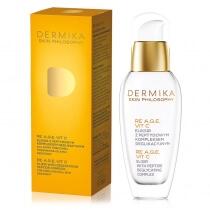 Dermika Skin Philosophy Elixir With Deglycation Eliksir z peptydowym kompleksem deglikacyjnym 30 ml