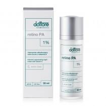 Dottore Retino PA 1 % Intensywnie odbudowujący krem na noc z witaminą A 30 ml