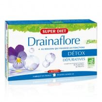 Super Diet Drainaflore Detox Detoksykacja 20x15 ml