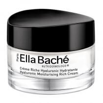 Ella Bache Hyaluronic Moisturising Rich Cream Bogaty hialuronowy krem nawilżający 50 ml
